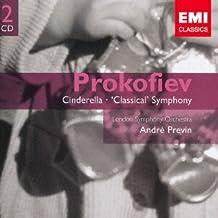 PROKOFIEV: CINDERELLA, SYMPHONY NO.1(2CD)(ltd.)