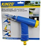 Kinzo Multi-Functional Water Spray Gun with Soap Dispenser