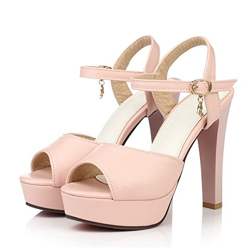 1TO9 , Sandales pour femme Rose