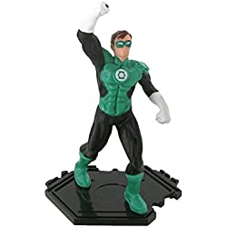 Figuras de la liga de la justicia – Figura linterna verde (Green lantern) - 9 cm - DC comics - Justice league - liga de la justicia (Comansi Y99195)