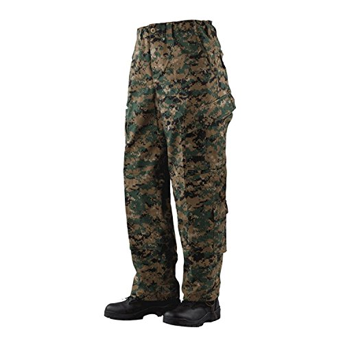 Tru-Spec Men's Tactical Response Camo Ripstop Uniform Pants - 1312 -