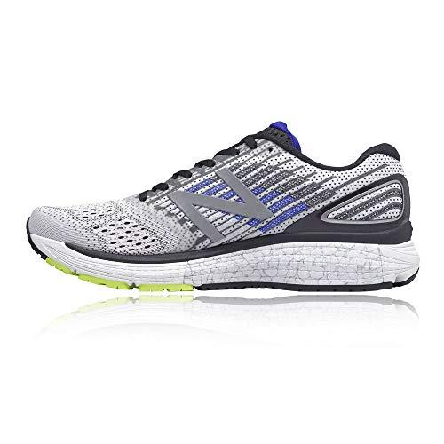 41Ljbwn0rZL. SS500  - New Balance 860v9 Running Shoes (2E Width) - SS19 White