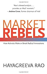 Market Rebels: How Activists Make or Break Radical Innovations by Hayagreeva Rao (2008-12-21)