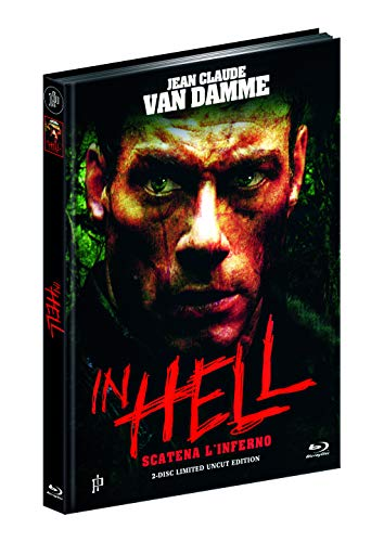 IN HELL - Rage Unleashed (Blu-ray + DVD) - Cover A - Mediabook - Limited 500 Edition