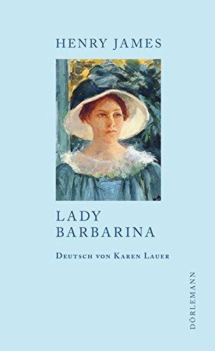 Buchseite und Rezensionen zu 'Lady Barbarina' von Henry James