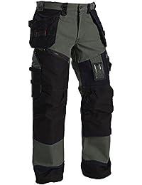 Blakläder - Militaire Vert/Noir - D88 (Taille fabricant: D88)
