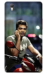 iessential simbu Designer Printed Back Case Cover for OPPO A37