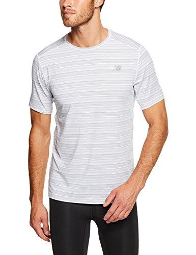 9b153ccf8968c New Balance Fantom Force Short Sleeve T- T-Shirt Homme