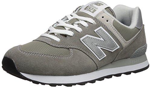 New Balance Ml574v2, Zapatillas Para Hombre, Gris (Grey Egg), 43 EU