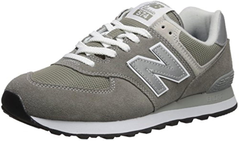 New Balance 574v2, scarpe da ginnastica da Uomo, (grigio (grigio ML574EGG)), 52 EU 4E | Prodotti di alta qualità  | Gentiluomo/Signora Scarpa