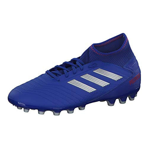 brand new 5f1f8 1ec92 adidas Predator 19.3 AG, Chaussures de Football Homme, Multicolore ( Multicolor 000),
