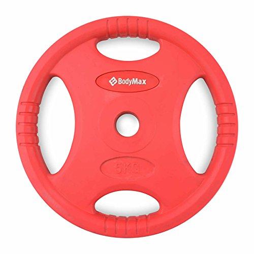 Bodymax 5Kg Red Radial Studio Set Disc (single)