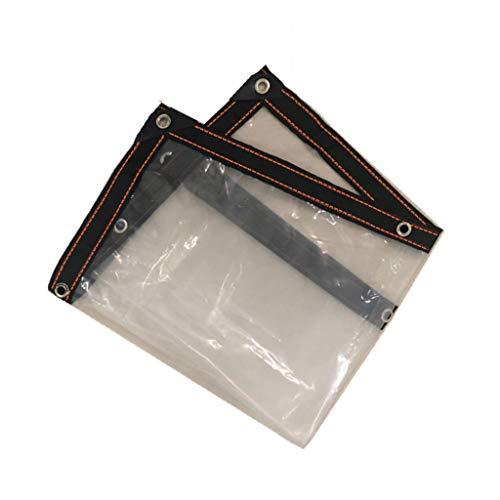 Plastikfolie Verdicken PE Wrap-Edge Kein Tropffilm Kunststofftuch Regenfestes Tuch Transparent Isolationstuch -