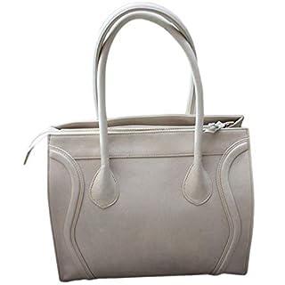 Leather handbag model AMANA by Hgilliane Design