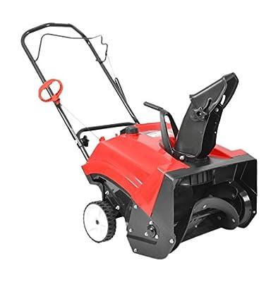 Hecht 9123 Rot Benzin-Schneefräse