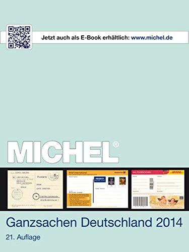 MICHEL-Katalog-Ganzsachen Deutschland 2014: in Farbe