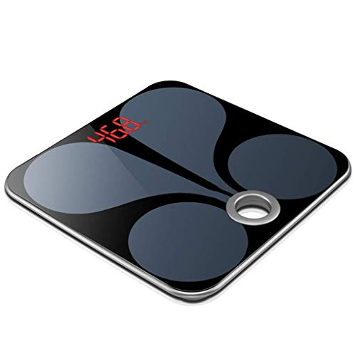 Digital Display Electronic Scale,Multifunctional Intelligent Weight Human Body Composition Analyzer -