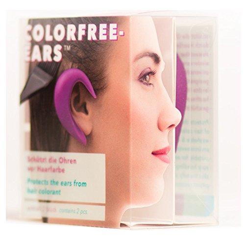 Costoo Colorfree-Ears Ohr-Schutz beim Haarefärben