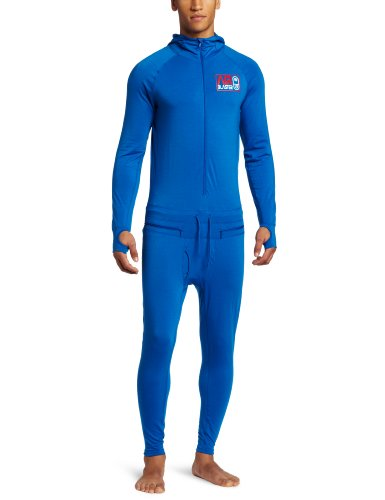 Airblaster Herren-Ninja Anzug Nasa Blue