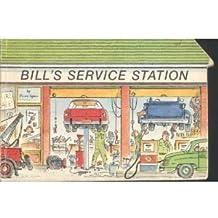 Bill's Service Station (Peter Spier's Village Books)
