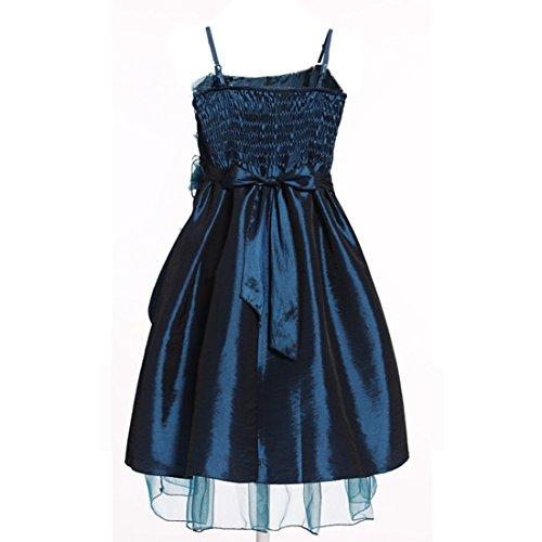 partiss femmes de soirée Plus Taille robes Bleu