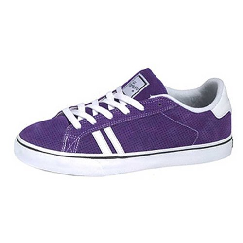 Emerica  LEO Limited Edition, Chaussures de skateboard pour homme Violet - Violet
