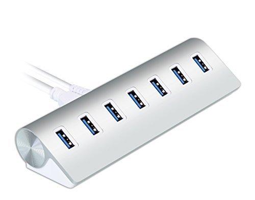 Cateck Hub USB 3.0 Premium à 7 ports...