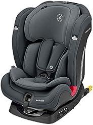 Maxi-Cosi Titan Plus Silla Coche bebé grupo 1/2/3 isofix, 9 - 36 kg, silla auto bebé reclinable con reductor,