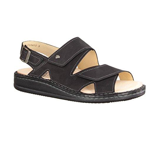 FinnComfort Sandale Toro-Soft Schwarz - Größe 44 Schwarz