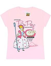 Camiseta de Disney Pixar Toy Story Bo Peep para niña