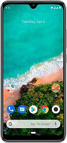 Xiaomi MI A3 4 GB + 64 GB Teléfono móvil Snapdragon 665 Núcleo Octa 4030 mAh + 32 MP Pantalla de la cámara AMOLED (Versión Global)