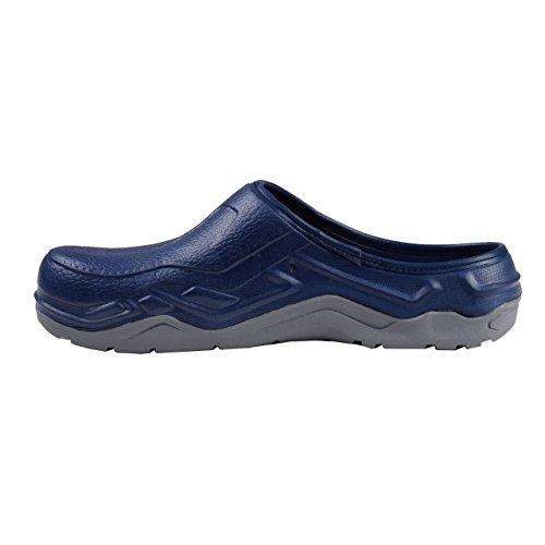 Wellness Confort + Homme et Femme ESD Phylon Clog Bleu marine Bleu Marine
