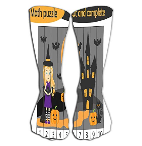 Men's Dress Socks Fun Athletic Socks 19.7
