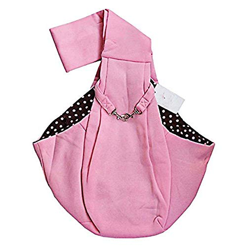 shape Reversible Pet Sling Carrier Hände frei Reversible Pet Papoose Tasche Body Bag Einzelne Umhängetasche Hund Träger für Katzen Hunde -