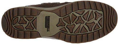 Merrell Eventyr Vera Bluff Lace Waterproof, Chaussures de Randonnée Hautes Femme Marron (Brunette)