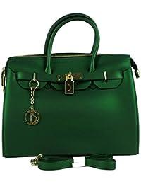 4213f1a7212c MAKAFJ Mode Femmes Sacs à Main Shopping Bag Épaule Femmes En Cuir Verni Sac  Fourre-