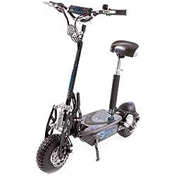 SXT scooters SXT 1000Turbo Patinete eléctrico Unisex, Negro