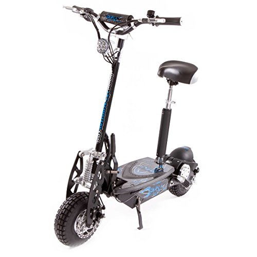 Sxt Scooters Sxt 1000 Turbo Trottinette Électrique Mixte Adulte, Noir
