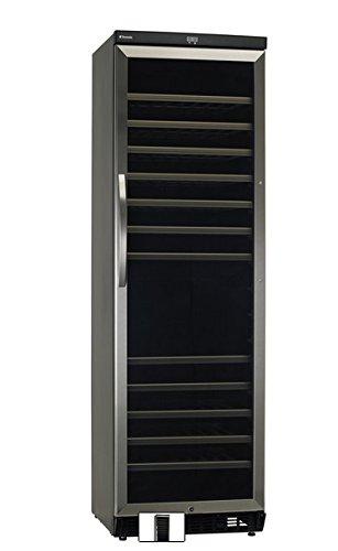 DOMETIC MaCave S118G - Wein-Kühlschrank zur idealen Wein-Lagerung von 118-198 Flaschen, 2-Zonen...