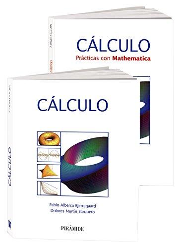Pack- Cálculo (Ciencia Y Técnica) por Pablo Alberca Bjerregaard