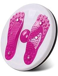 Twister Imán De Placa De Fitness Multifunción Casa Placa Twister Disco Magnético De La Cintura Delgada Que Adelgaza El Equipo,Purple
