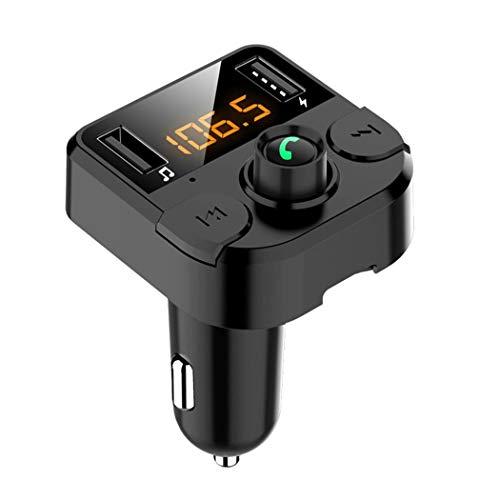 Trasmettitore FM per Lettore MP3 Vivavoce USB per Auto