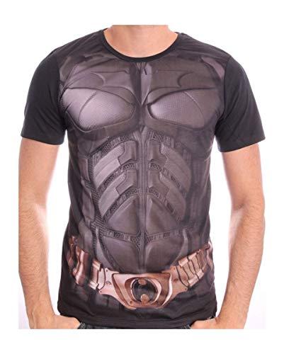 (Horror-Shop Dark Knight Suit T-Shirt L)