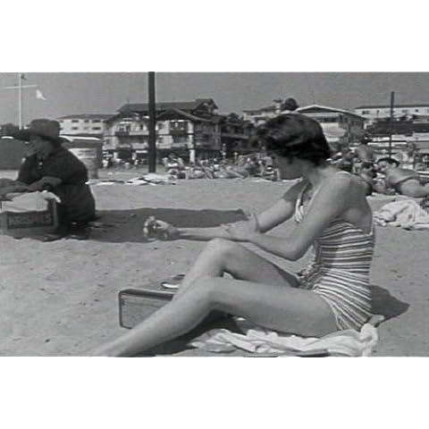 Classic Santa Monica Film DVD: 1959 Film