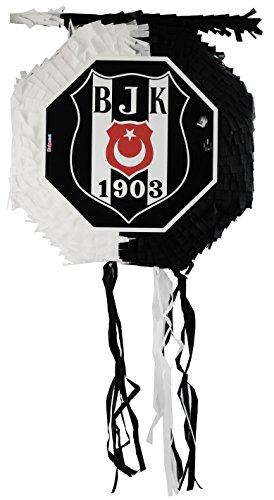 Besiktas Istanbul BJK - Party Geburtstag KInder Pinata mit Stock 42 cm