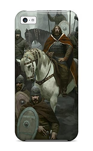 New Mount & Blade Ii: Bannerlord Tpu Case Cover, Anti-scratch ZippyDoritEduard Phone Case For Iphone 5c