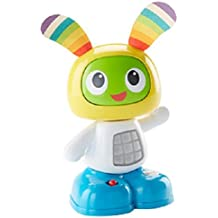 Fisher-Price Fcw36 Juniors Beatbox, Baby Dance and Move Robot, Electronic Toy with Music Lights, Suitable for 6 Months Plus