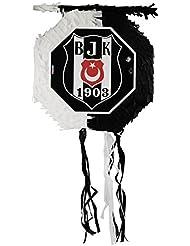 Besiktas d'Istanboul BJK–Pinata Enfant avec étage d'anniversaire 42cm