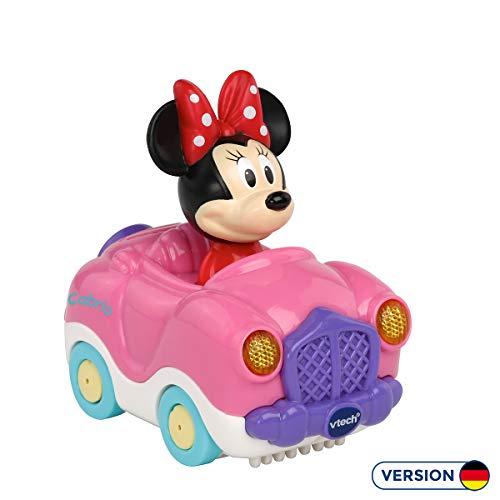 Vtech 80-511104 TUT Baby Minnies Cabrio Flitzer Fahrzeuge Babyauto, bunt