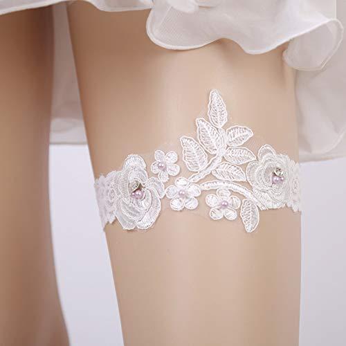 Godloveworld giarrettiere per giarrettiere da sposa accessori per accessori per anello per gambe